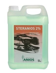 STERANIOS 2%  5L DESINFECTION A FROID