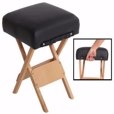 tabouret bois pliable pour kin tabouret massage pas cher. Black Bedroom Furniture Sets. Home Design Ideas
