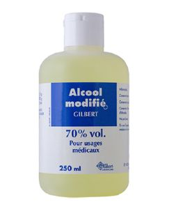 ALCOOL MODIFIE 70% MEDICAL