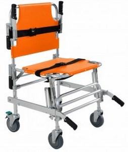 chaise de transport pliable chaise d 39 evacuation escalier. Black Bedroom Furniture Sets. Home Design Ideas