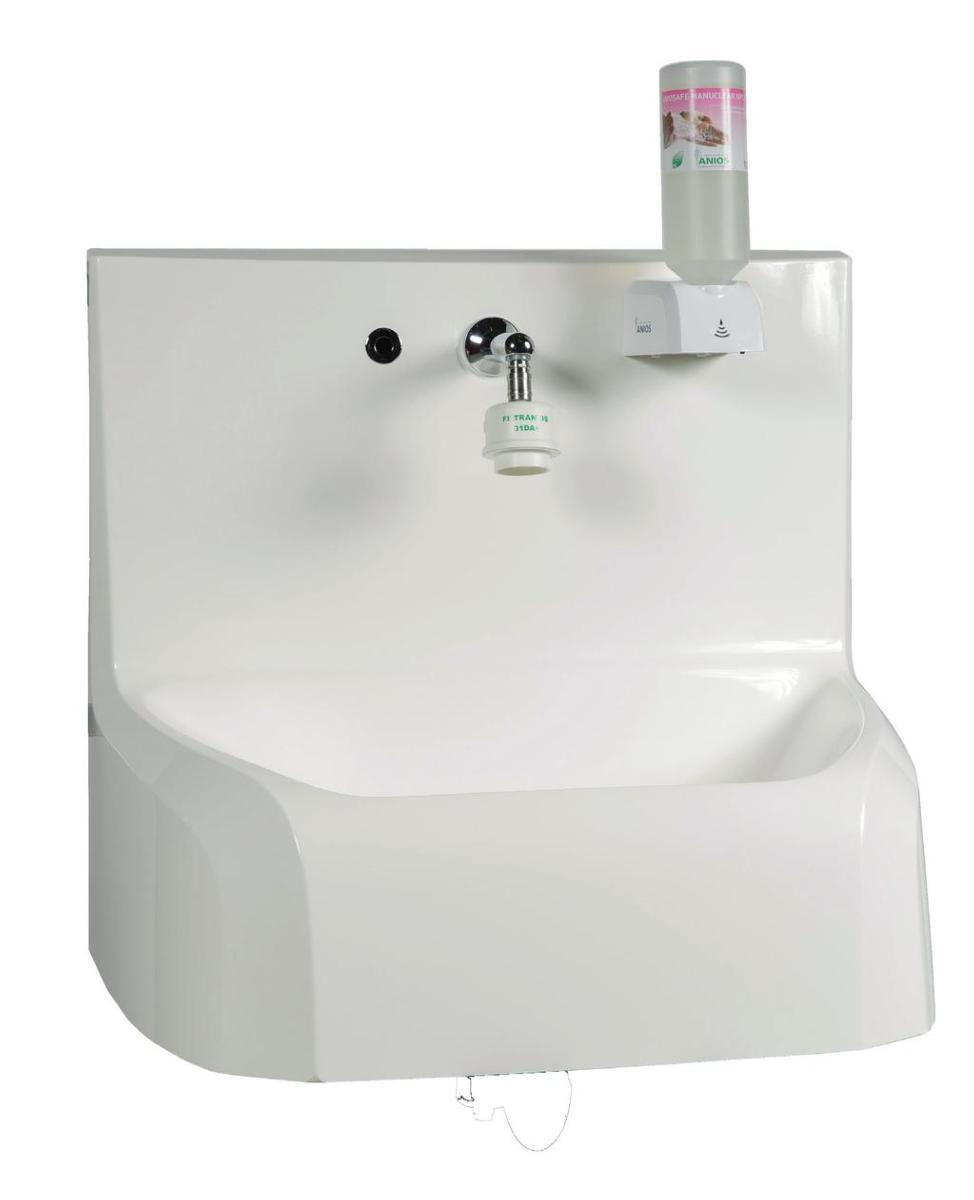 Toilette au lavabo l 39 aide quotidienne la toilette une - Fiche technique d une toilette au lit ...