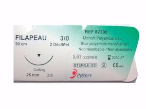 FIL DE SUTURE FILAPEAU PETERS
