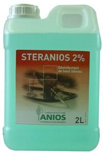 STERANIOS 2%  2 L DESINFECTION A FROID