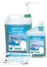 ANIOSURF ND PREMIUM DÉSINFECTANT SOLS SURFACES 5 L
