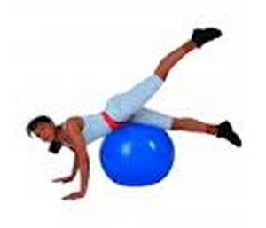 BALLON DE GYMNASTIQUE SANS ABS