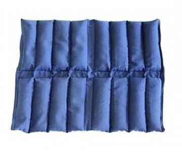 coussin compresse graines de lin bouillote chauffante. Black Bedroom Furniture Sets. Home Design Ideas