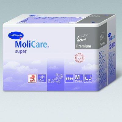 CHANGES COMPLETS  MOLICARE PREMIUM SOFT SUPER (NUIT)