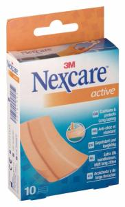 NEXCARE ACTIVE STRIPS PANSEMENTS 3M