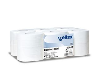 PAPIER TOILETTE MINI JUMBO CELTEX