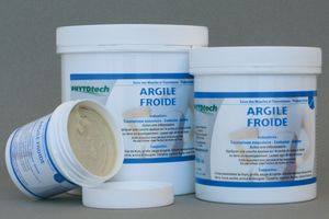 ARGILE FROIDE PHYTOTECH