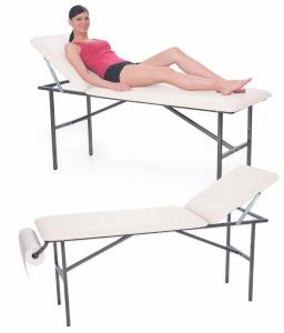 Table de massage Fixe en aluminium