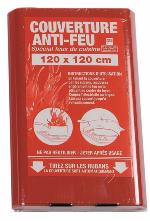 COUVERTURE ANTI FEU FIRE BLANKET