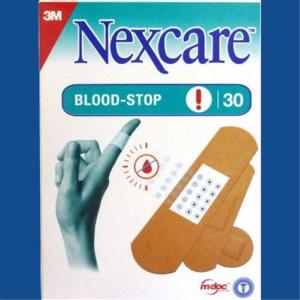 PANSEMENT NEXCARE BLOOD STOP 3M