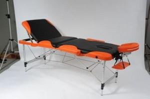 Table de massage pliable en aluminium table kin l g re - Table massage pliable ...