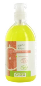 SHAMPOOING TONIQUE BIO PAMPLEMOUSSE 500 ML