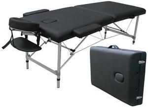 table de massage pliable spengler pour kin s. Black Bedroom Furniture Sets. Home Design Ideas