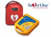 DEFIBRILLATEUR SEMI AUTOMATIQUE SAVER ONE