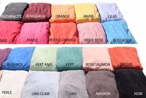 Housse Table De Massage Drap Protection Coloris Vert Anis