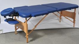 TABLE DE MASSAGE PORTABLE EN BOIS